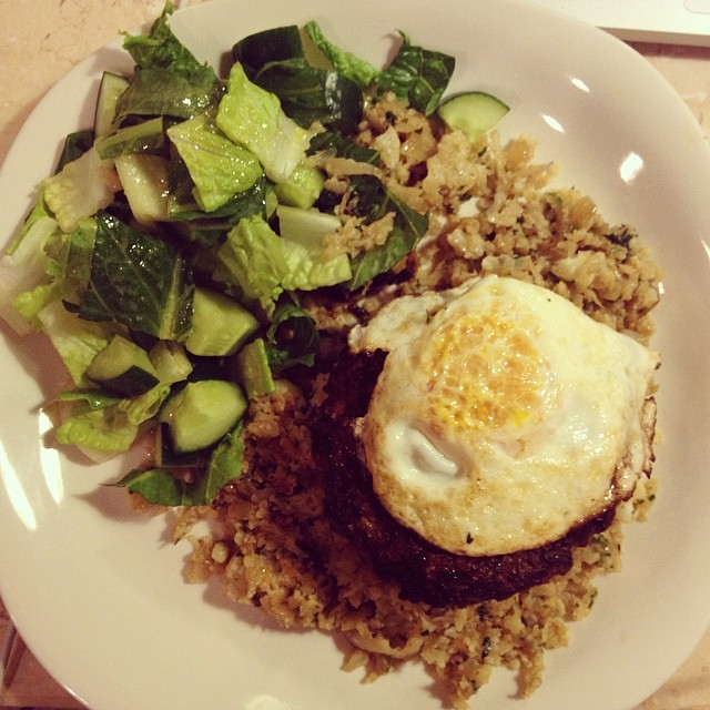 Loco Moco {21dsd} by cheeky baker