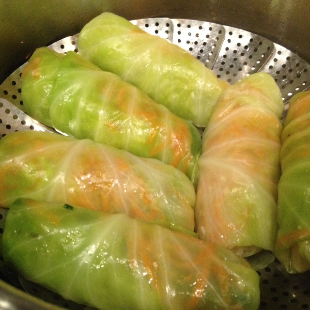 Cabbage Rolls {21 dsd} by cheeky baker