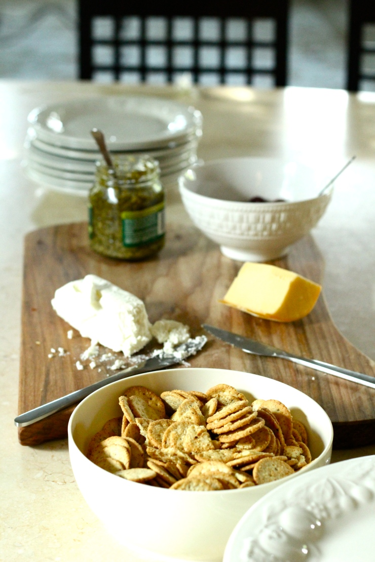 Cheese plate {by cheeky baker}