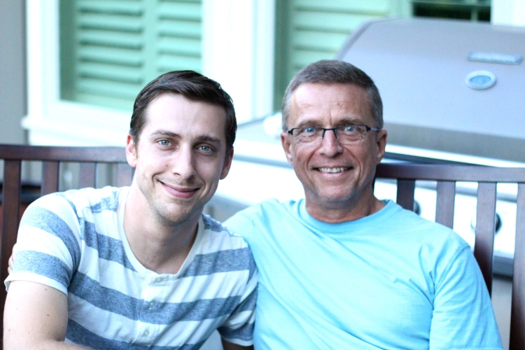 Matt & Glenn {by cheeky baker}