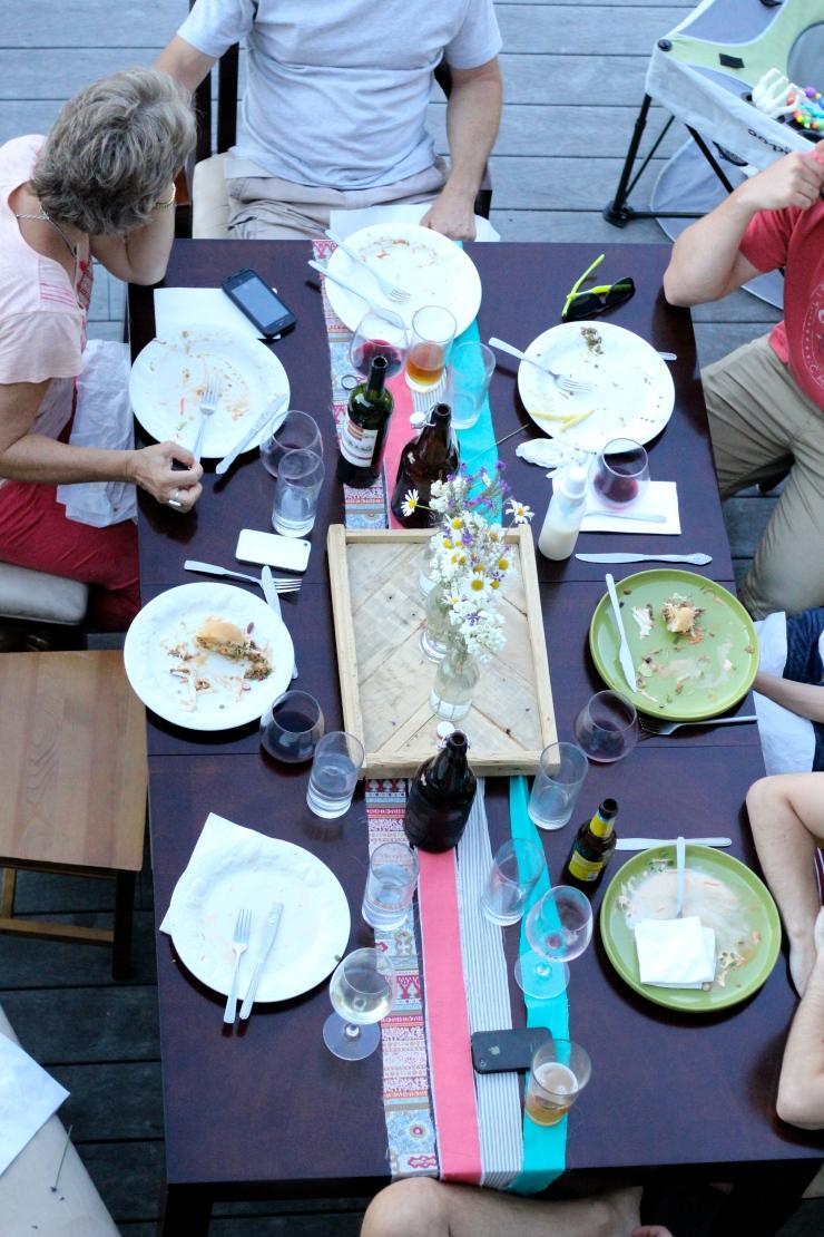 Family Dinner {by cheeky baker}